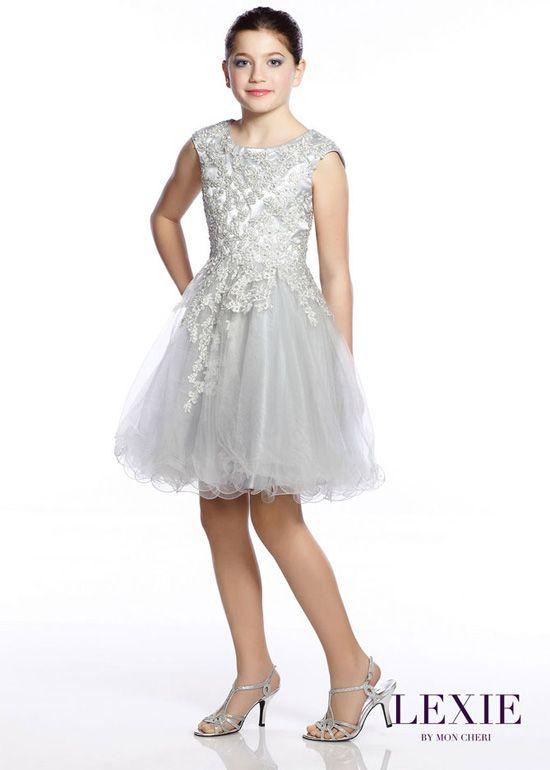 Lexie by Mon Cheri TW21535 Graceful Lace Party DressPurchase   bat ...
