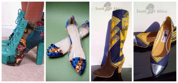 f0950651d Ladies Ankara Shoe designs