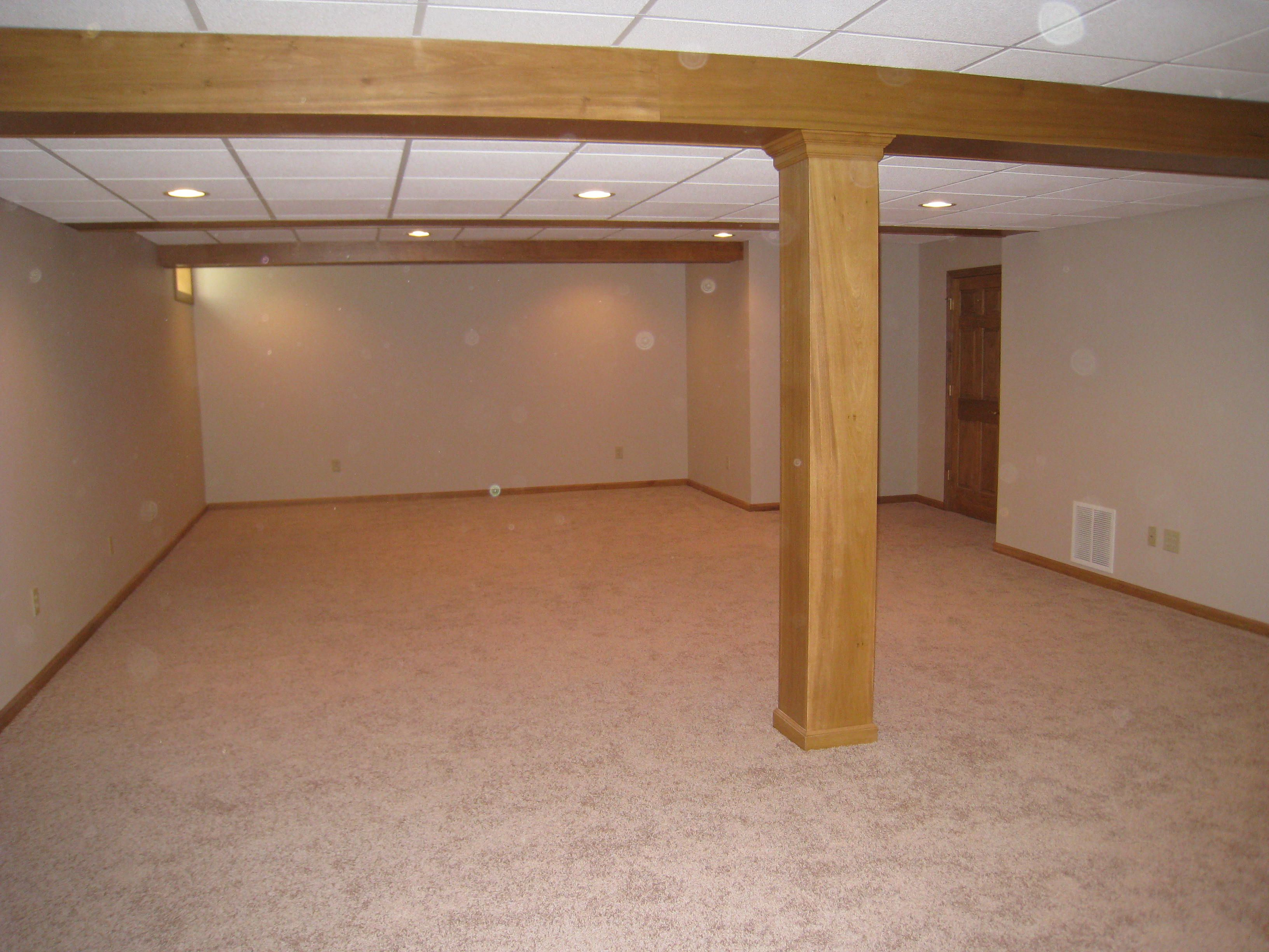 i want a clean basement bucket list drop ceiling basement rh pinterest com
