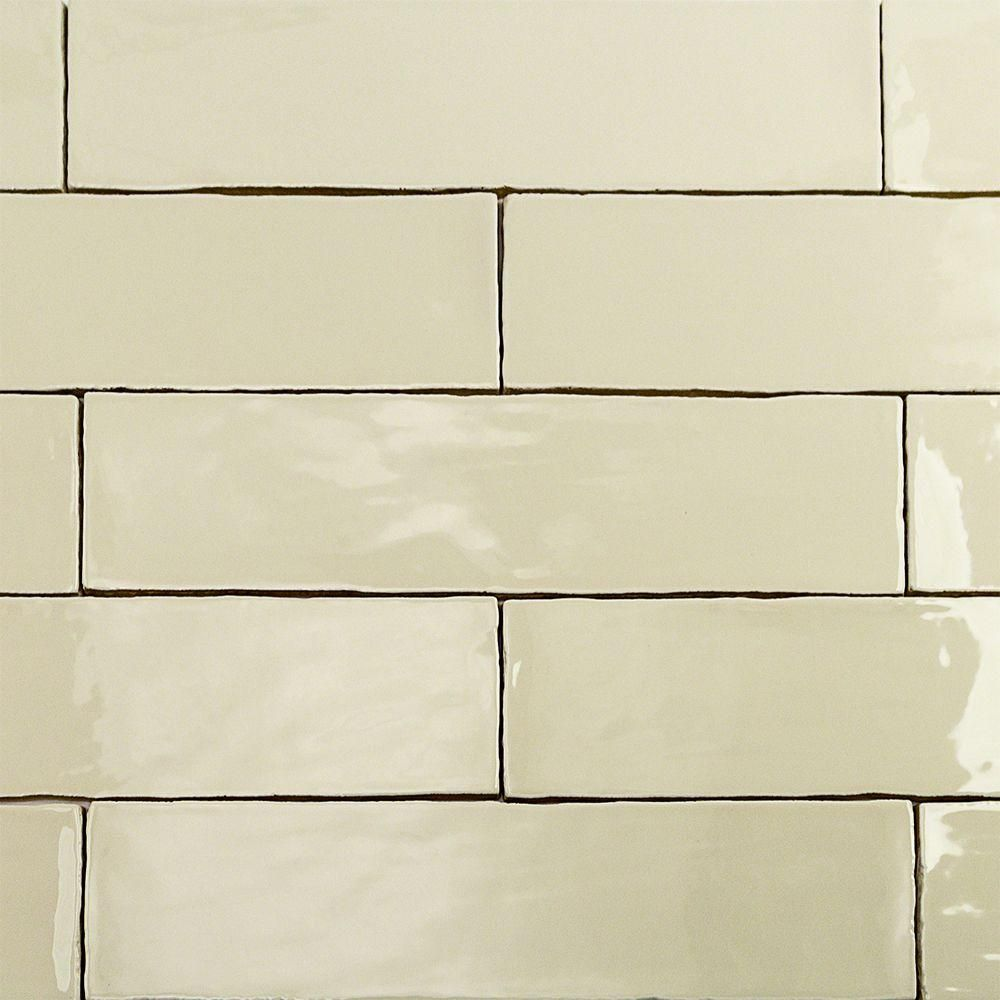 Splashback tile catalina vanilla 3 in x 12 in x 8 mm ceramic wall splashback tile catalina vanilla 3 in x 8 mm ceramic floor and wall subway tile tiles per the home depot dailygadgetfo Images