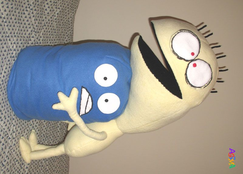 Cheese Foster S Home For Imaginary Friends Cosplay Bloo