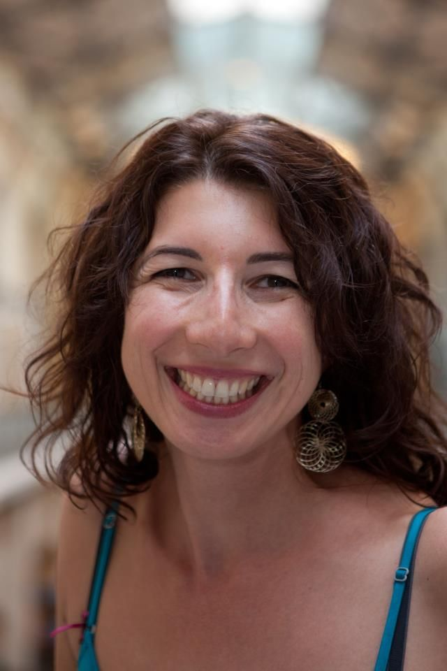 Sharing is Caring: Author Q&A with Kate Perry