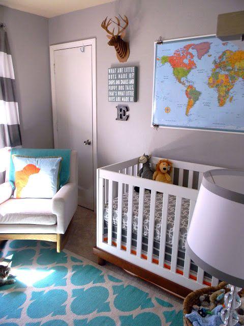 schue love: Baby Schue's Nursery