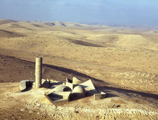 VUOTO ATTIVO, Dani Karavan Monument to the Negev...