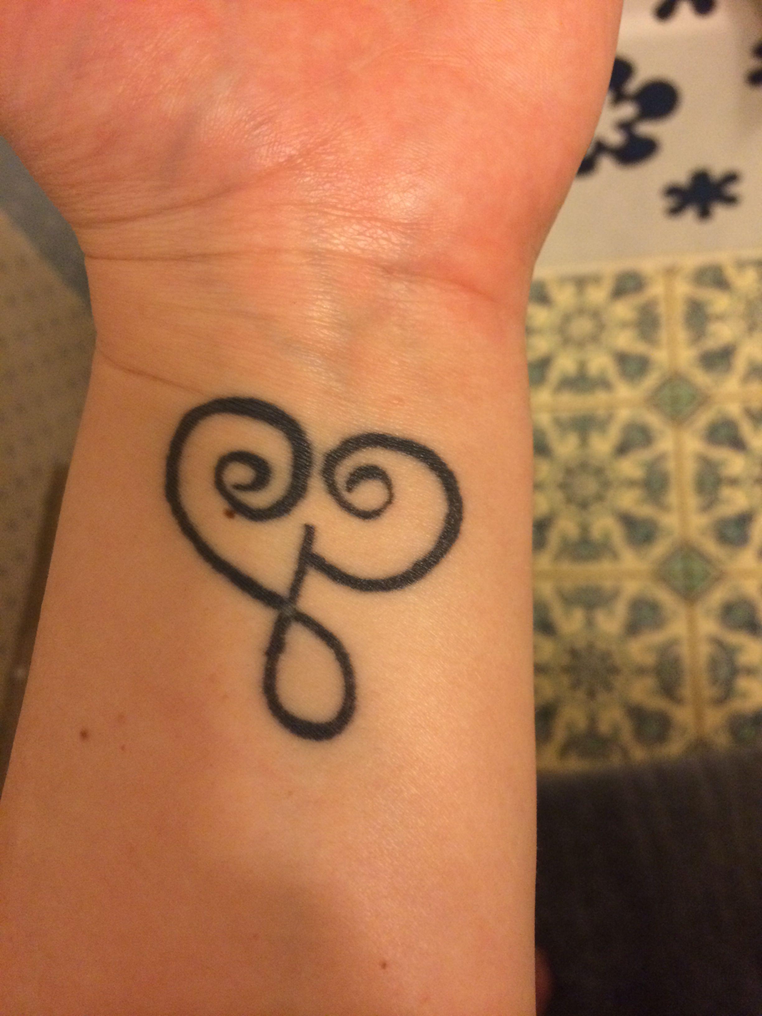 Zibu tattoo meaning