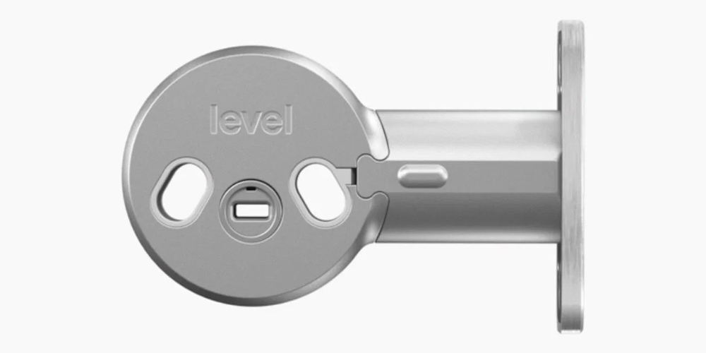 Level Lock brings HomeKit to your existing deadbolt with