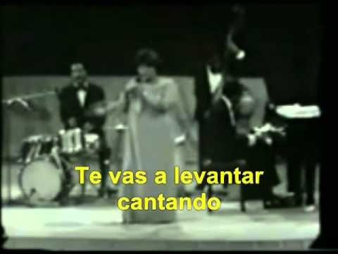 Ella Fitzgerald Summertime Subtitulada En Español Ella Fitzgerald Musica Del Recuerdo Español