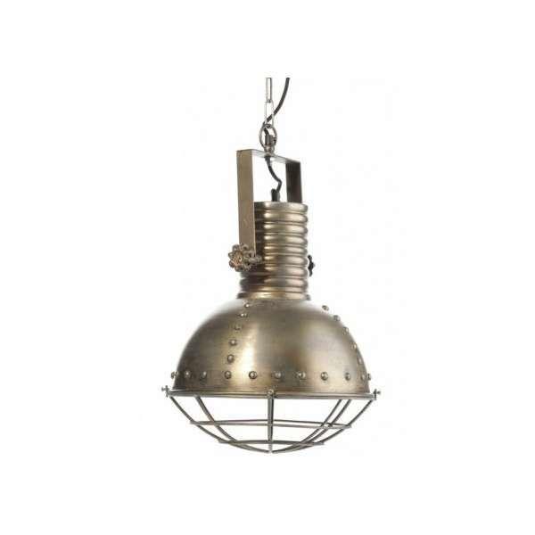 Home Interiorlighting Design: Industrialna LAMPA Wisz Ca MATRIX A00218 Aluro Metalowa