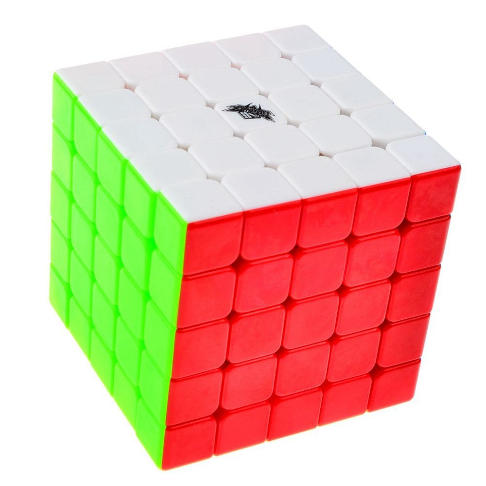 cyclone jisuzhiwu stickerless 5x5 speed rubiks cube puzzle rubix cubes pinterest cube puzzle. Black Bedroom Furniture Sets. Home Design Ideas