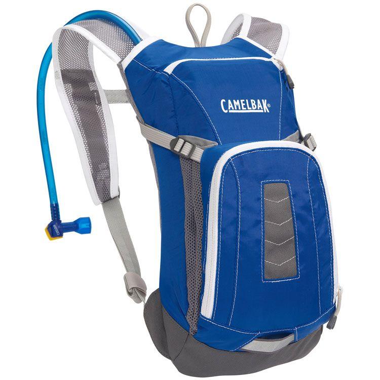 Camelbak Kids Mini Mule Hydration Pack - Blue   Simply Hike UK