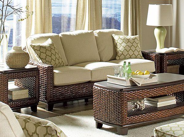 braxton culler rattan furniture sunroom ideas sofa sunroom rh pinterest com