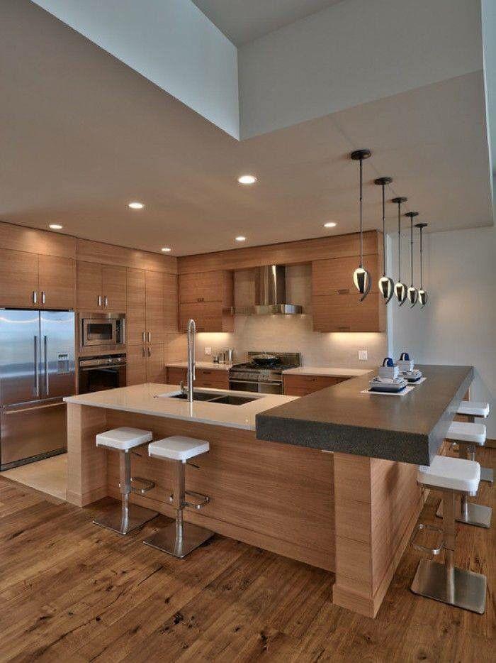 Wodden kitchen | Kitchen | Pinterest | Cocinas, Cocinas kitchen y ...