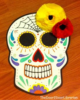 Teens. Tweens. Library programming. Paper plate crafts. Skulls. Calaveras. Dia  sc 1 st  Pinterest & Teens. Tweens. Library programming. Paper plate crafts. Skulls ...