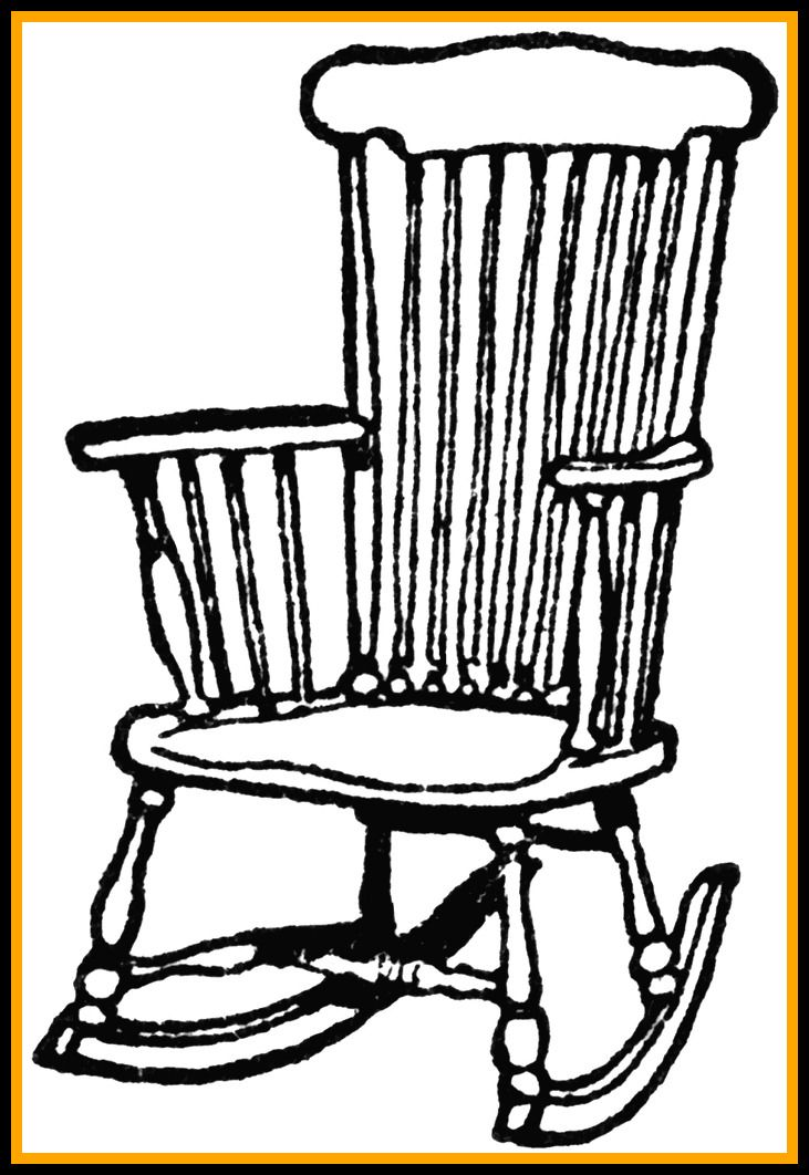 98 Reference Of Rocking Chair Wooden White In 2020 Rocking Chair Chair Drawing Wooden Rocking Chairs