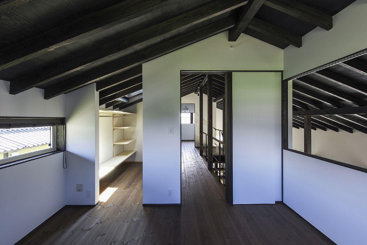 Gallery of House Matsumoto Okada / MTKarchitects - 14
