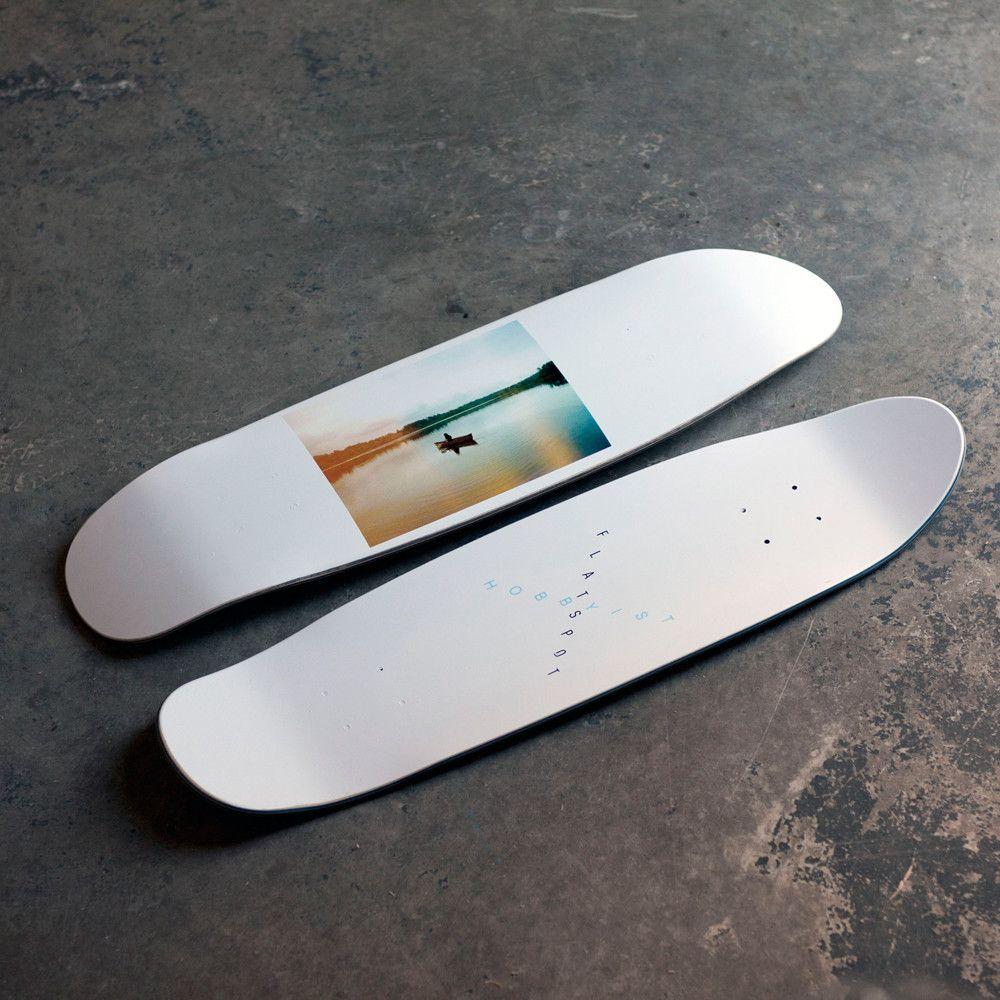 Flatspot X Hobbyist Jennilee Marigomen Deck Skate Art Hobbyist Contemporary Fashion