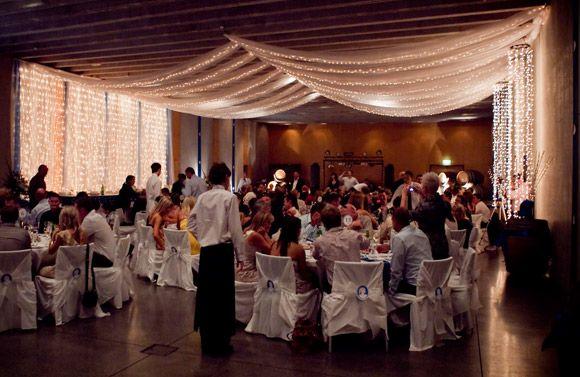 Villa maria vineyard wedding draping and fairy lights drapes villa maria vineyard wedding draping and fairy lights junglespirit Image collections