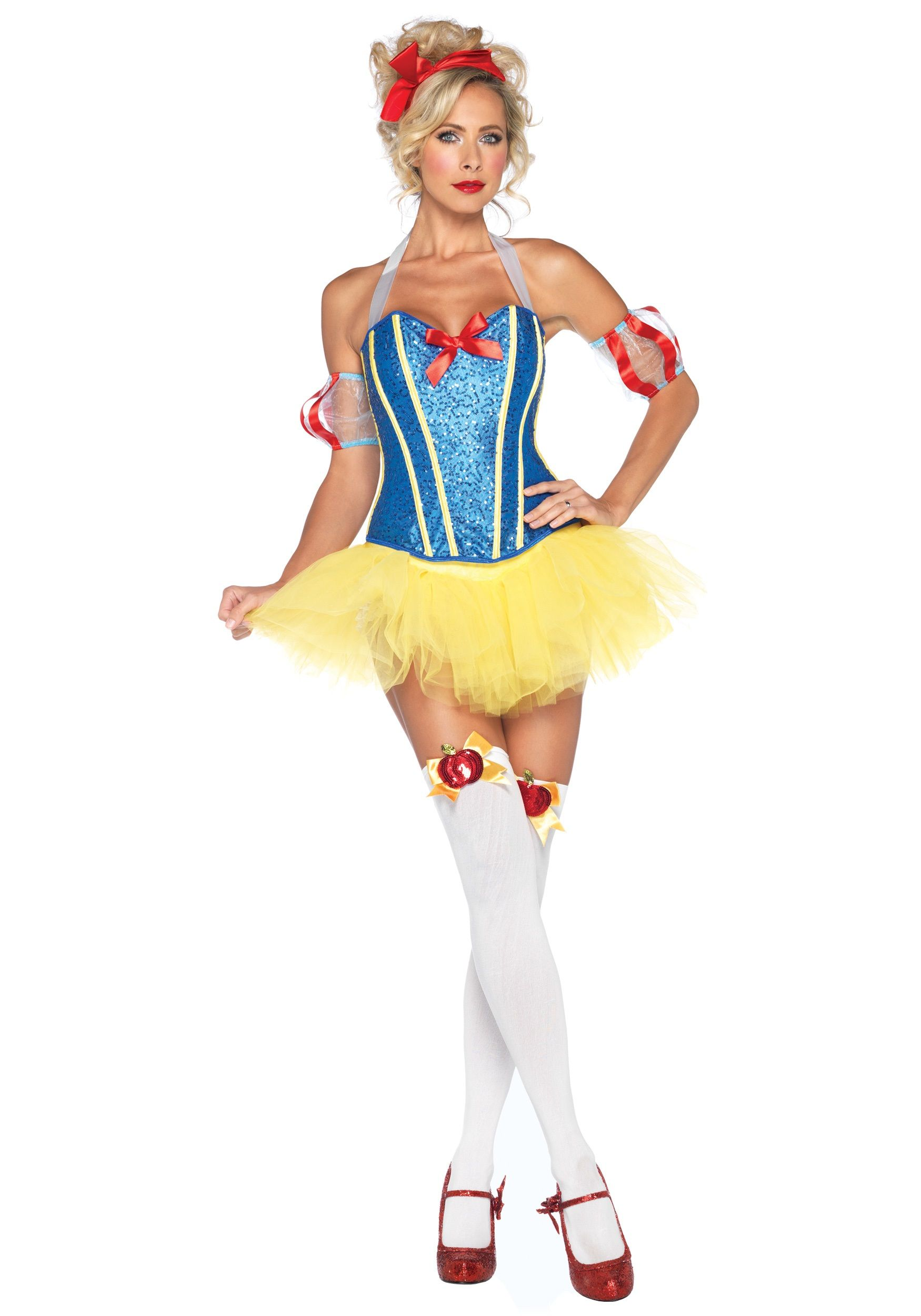 Sexy Disney Princess Dance Costume  Sexy Snow White Costume  Costumes  Sexy Snow White Costume, Snow White Costume, Snow White Costume Adult-6420