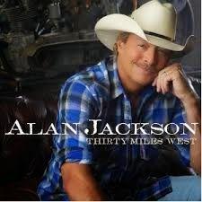 """Plays air guitar... On vous présente la bande sonore #midipronet d'un titre que paraît son sur album """"Thirty Miles West"""", en 2012. CE2403 JACKSON, Alan - Her Life's A Song"""