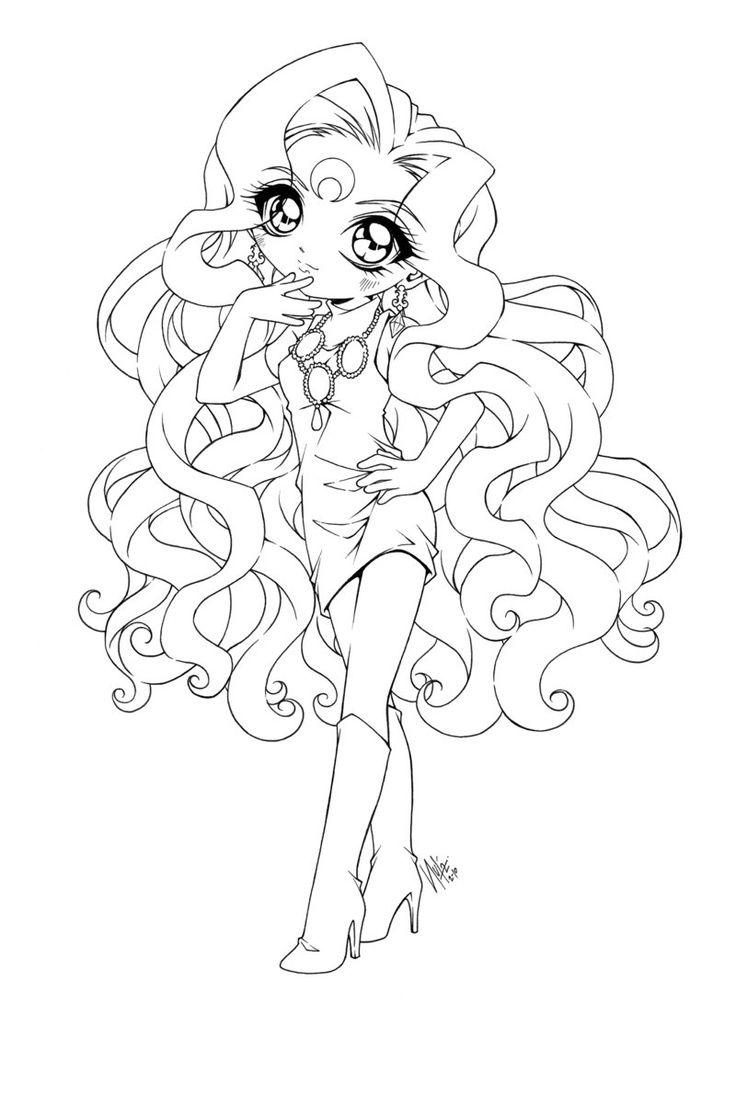 coloriage sailor moon | Coloring Sailor Moon * Sailor Scouts Anime ...