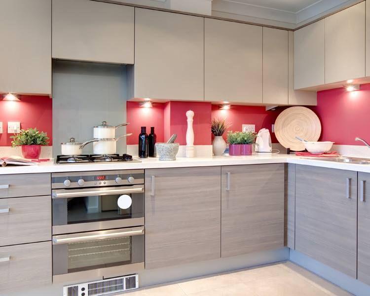 Fotos de interiores de casas modernas | Casa linda, Vías y Cocinas