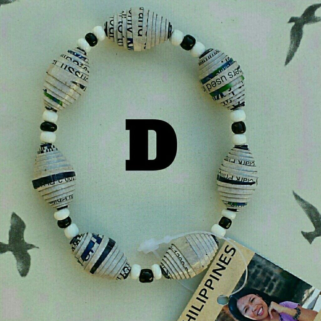 Gwac Recycled Carton Bracelet