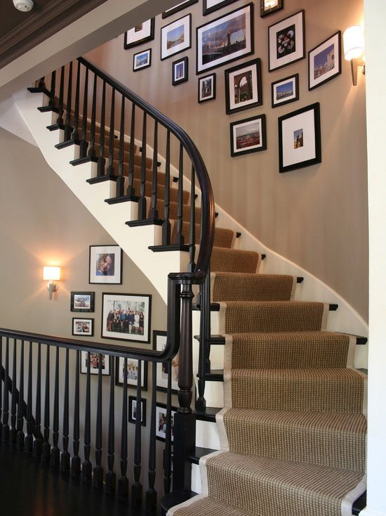 awesome interior room design with glamorous stair runners design rh pinterest com