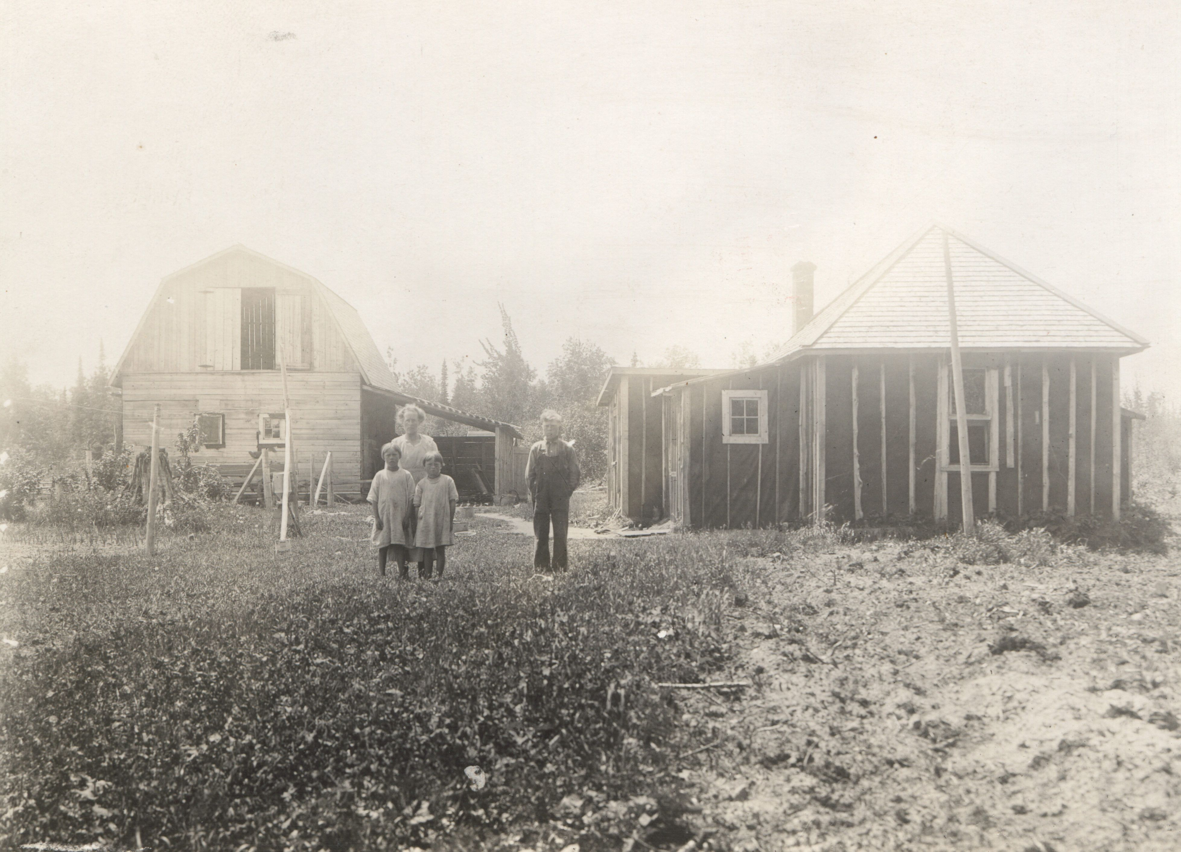 the henry and sofia hill farm herbster the first structure built rh pinterest com