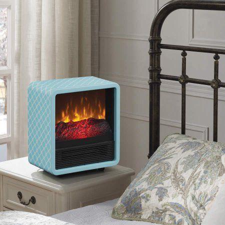 30 49 walmart duraflame personal fire cube electric heater rh pinterest co uk