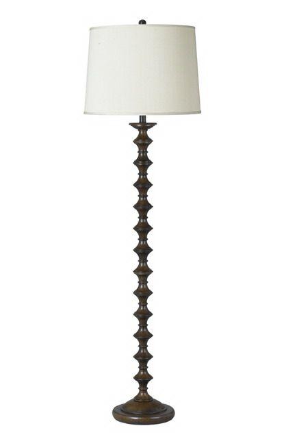 barbara gilbert cal lighting bo 978fl stacked traditional floor rh pinterest com
