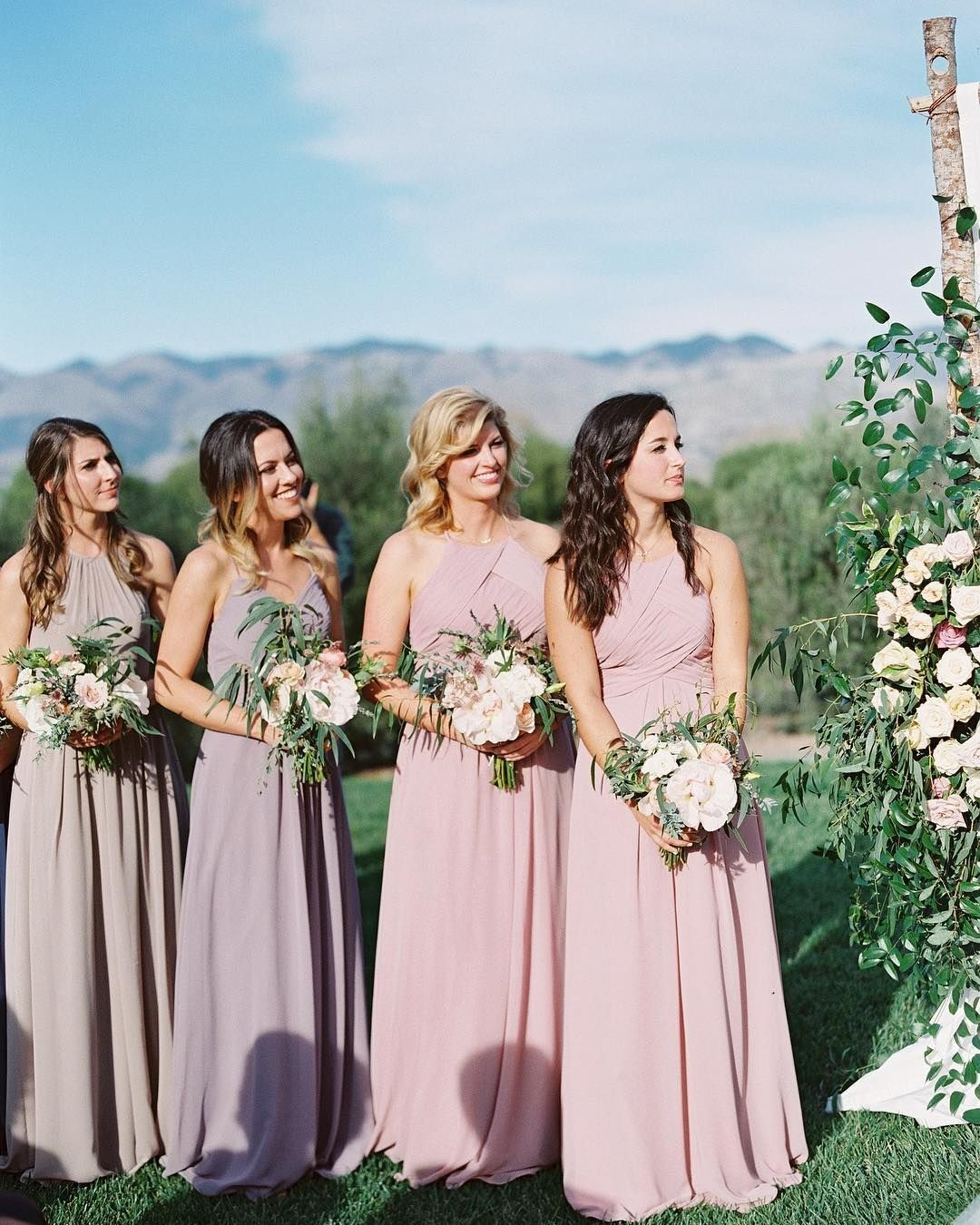 46924b3f870  azazie bridesmaids in Taupe