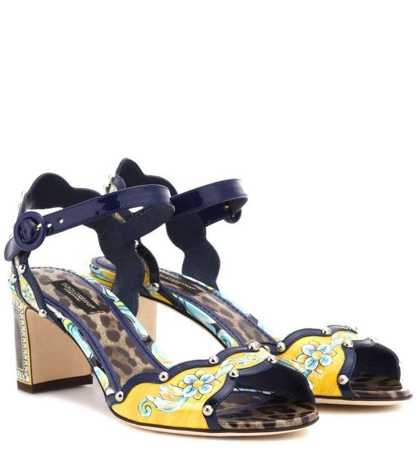 Gabbanaaperte Scarpe Nel Sandali 2019 2018 Decorati Dolceamp; Dcrbxowe TulFcJK13