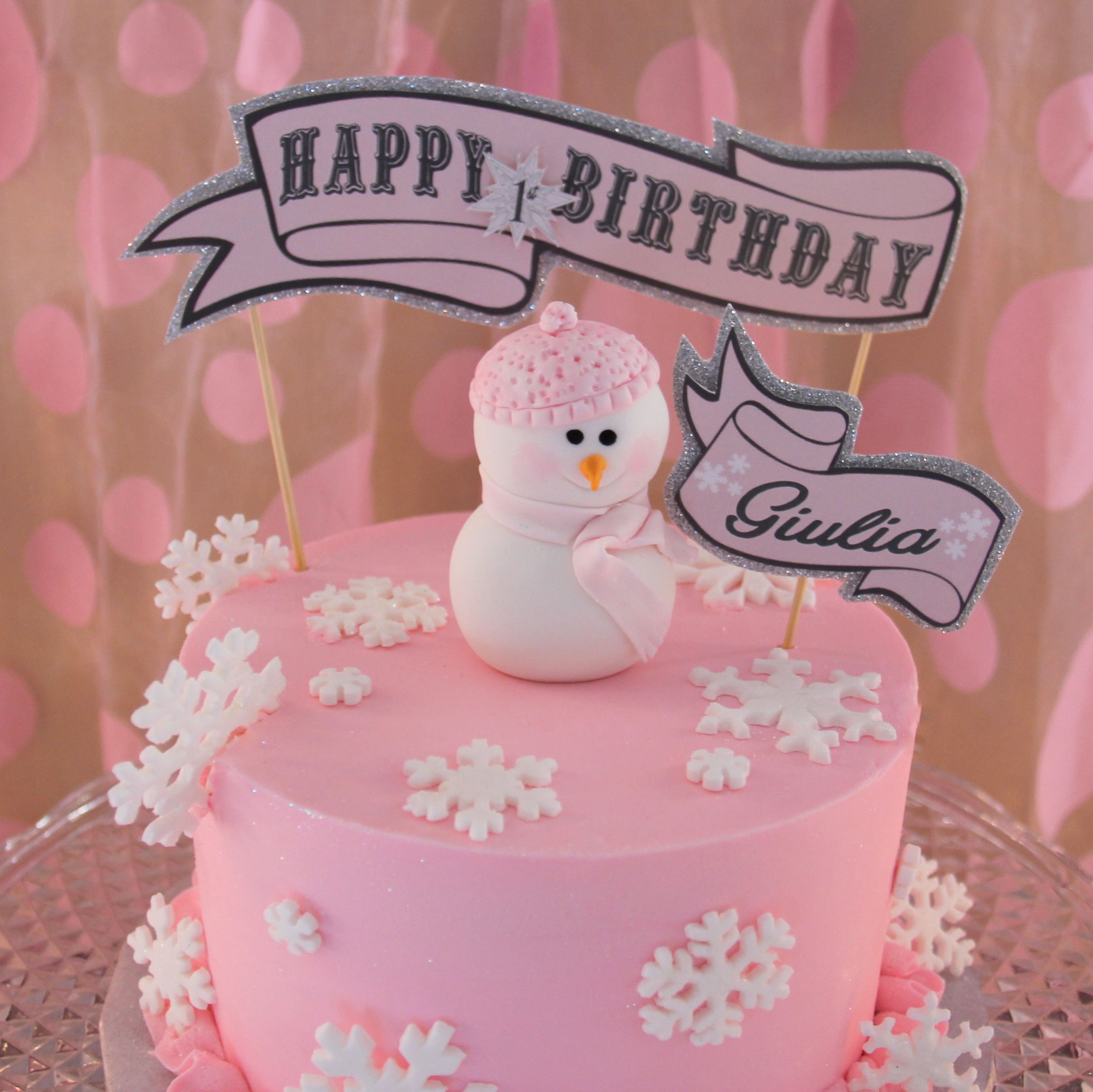Winter Onederland Birthday Party by Pastiche Events | CRAFTS ...
