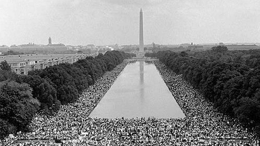 selected iconic marches on a former swamp aka Washington #DC