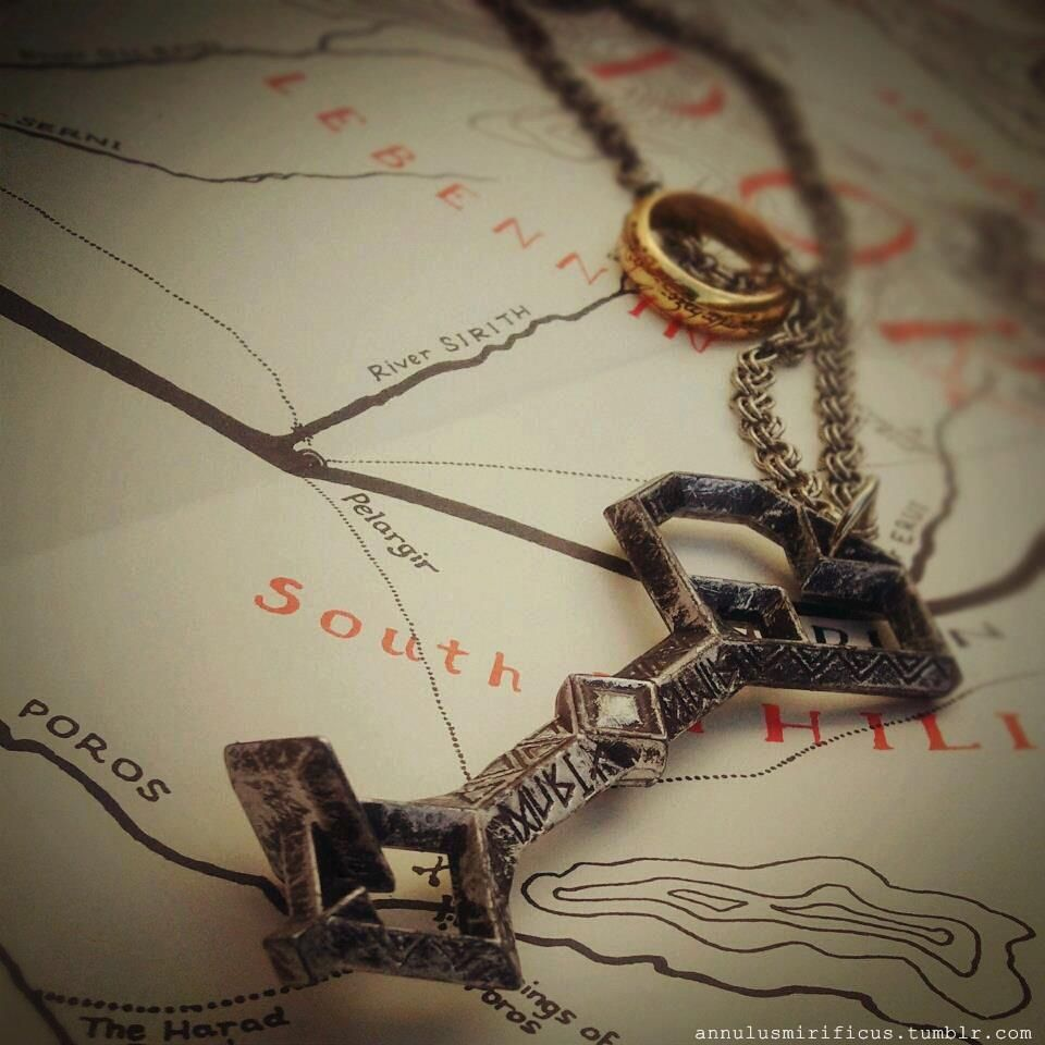 Map For Lord Of The Rings%0A the one ring and the key LOTR and The Hobbit