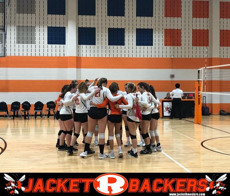 The Rockwall Lady Jackets 9th Grade Volleyball Team Defeats Lake Highlands In Tuesday S Night Matchup In Two Sets Volleyball Team Volleyball