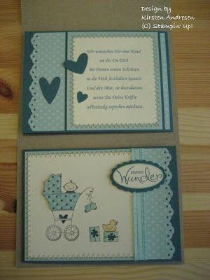 Kirsten stamp box: Baby