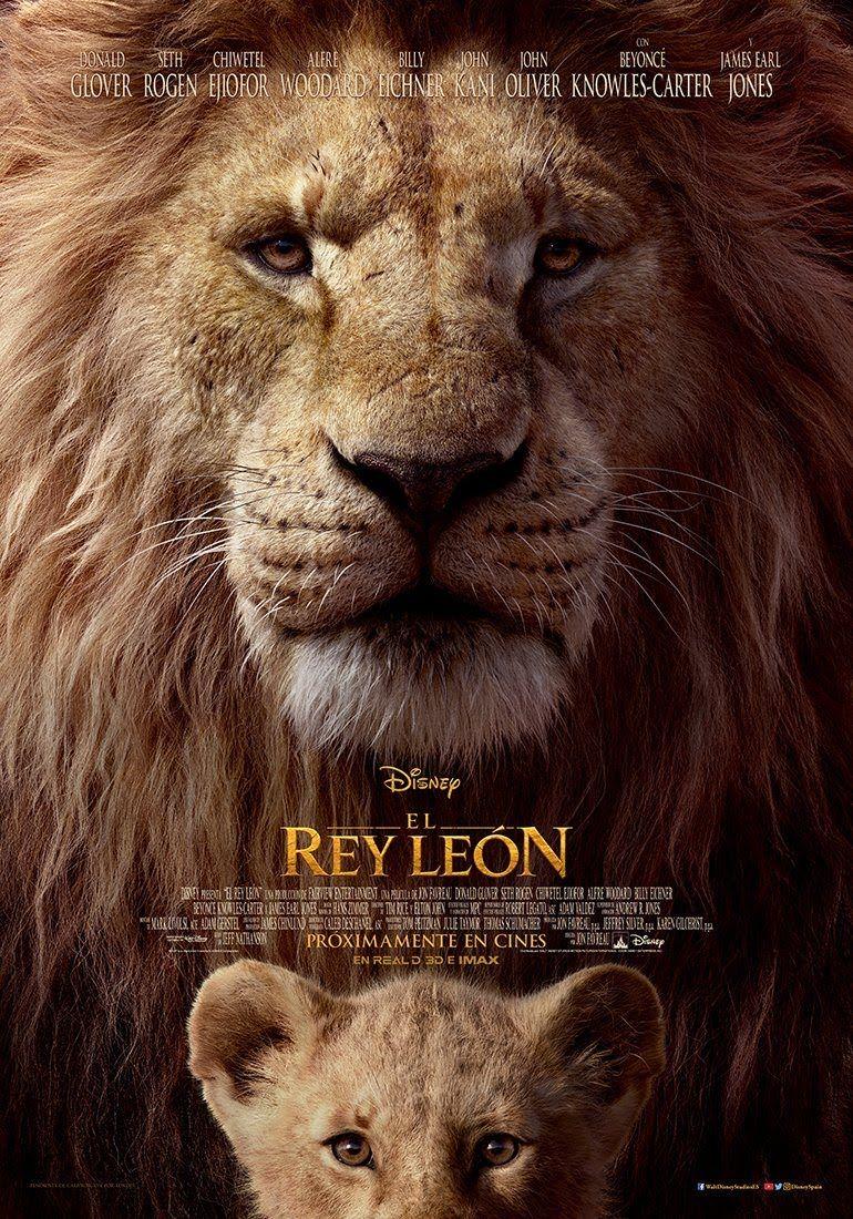 El Rey León El Rey Leon Pelicula Rey Leon El Rey Leon