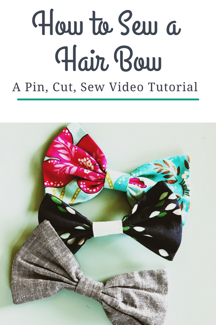 How to cut a bow 95