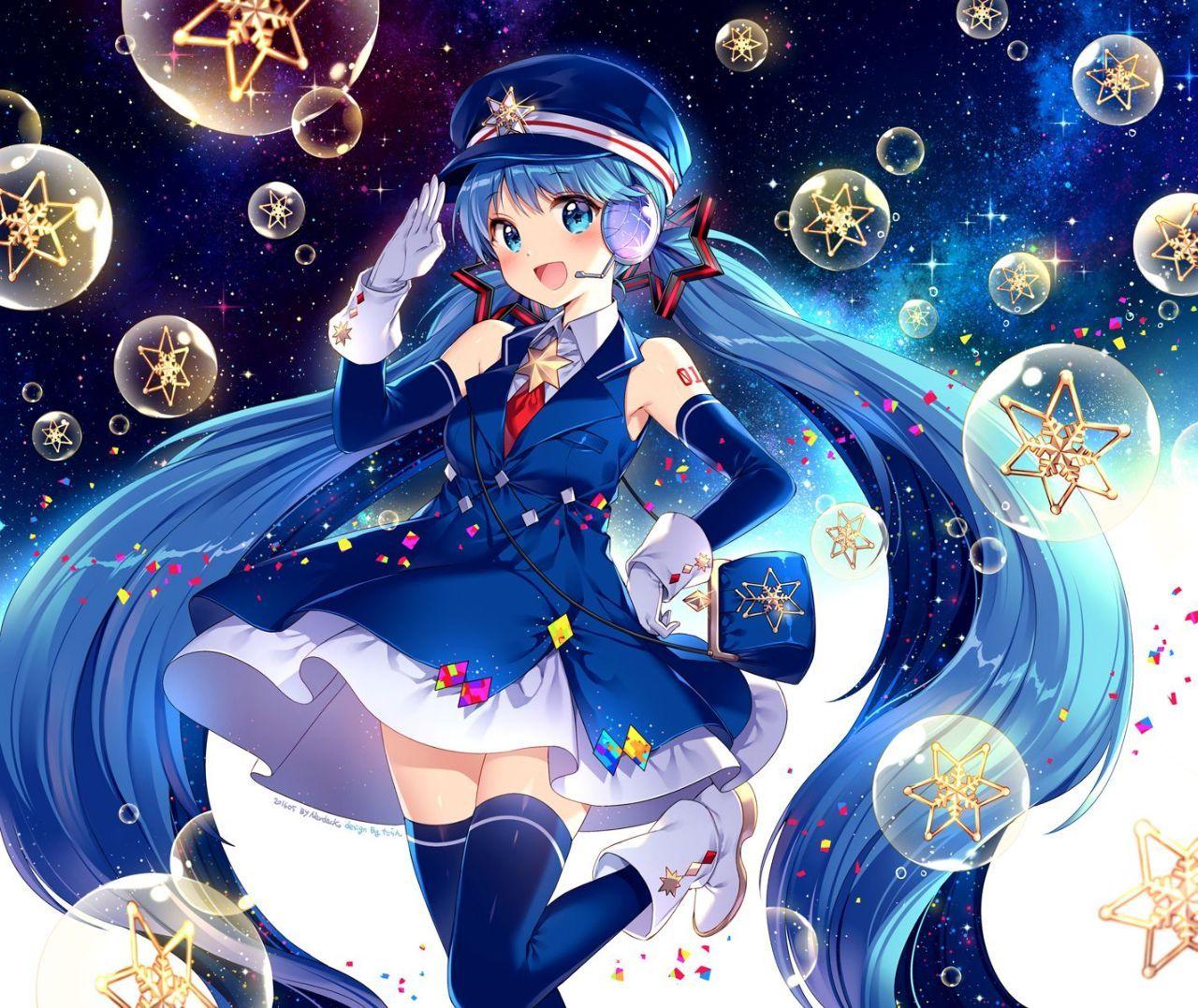 4 công chúa cá tính và 4 hoàng tử lạnh lùng - Giới thiệu nhân vật   Hatsune miku, Anime, Cô gái phim hoạt hình