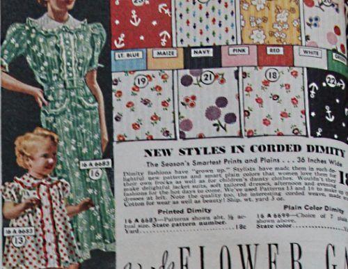 1930s Fashion Colors Fabric 1930s Fashion Fashion Colours Colorful Fashion