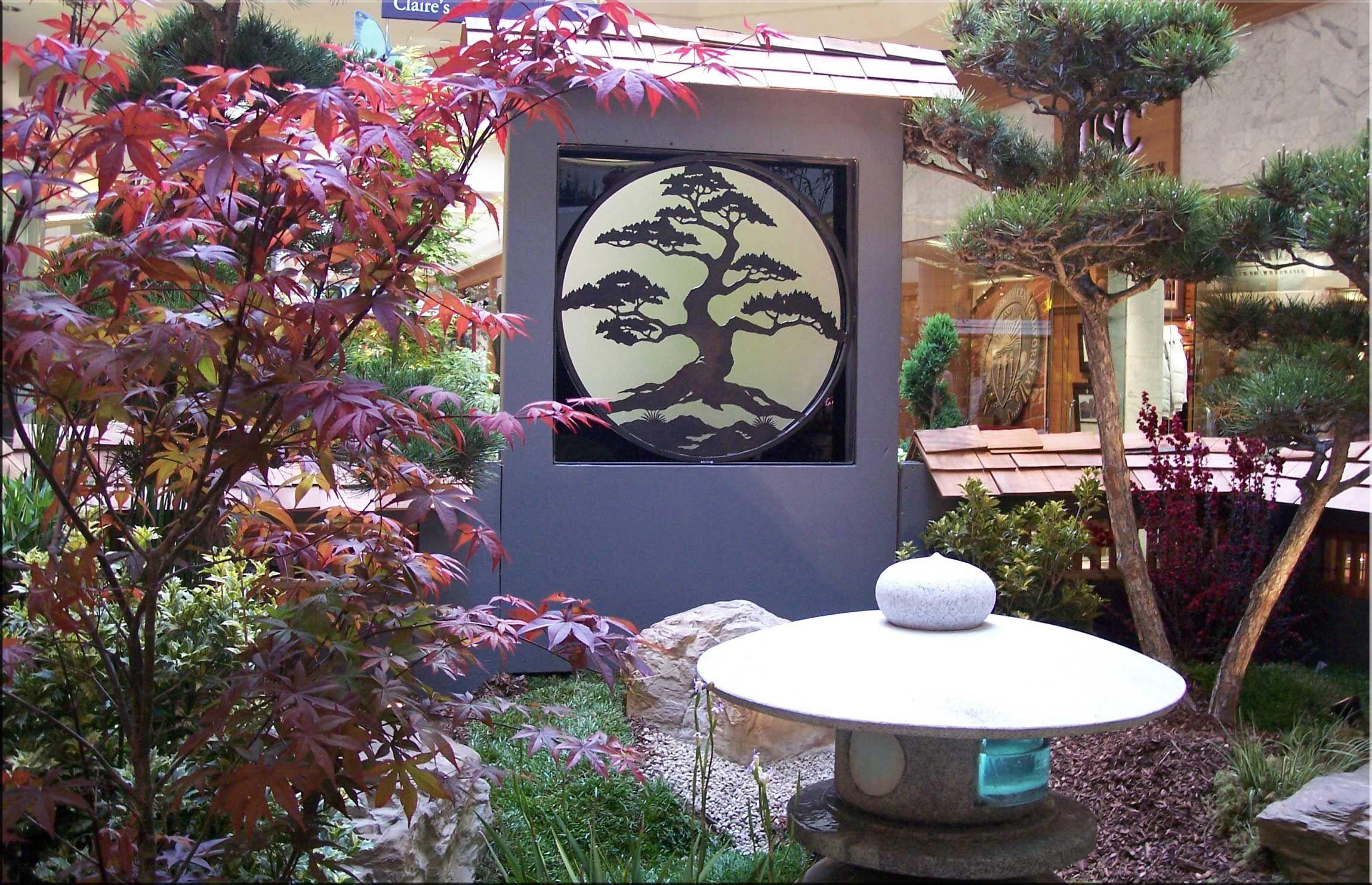 Small Patio Garden Ideas Japanese Style Garden