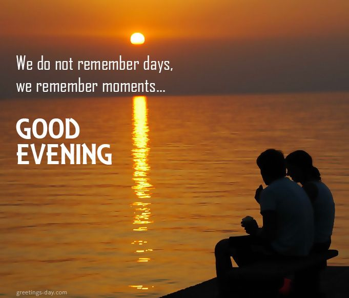 Good Evening Quotes And Sayings: Http://greetings-day.com/good-evening-2