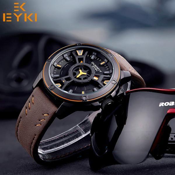 Men Military Waterproof Sport Watches Luxury Army Quartz Double Dial Relogio Masculino Reloj Hombre #sportswatches