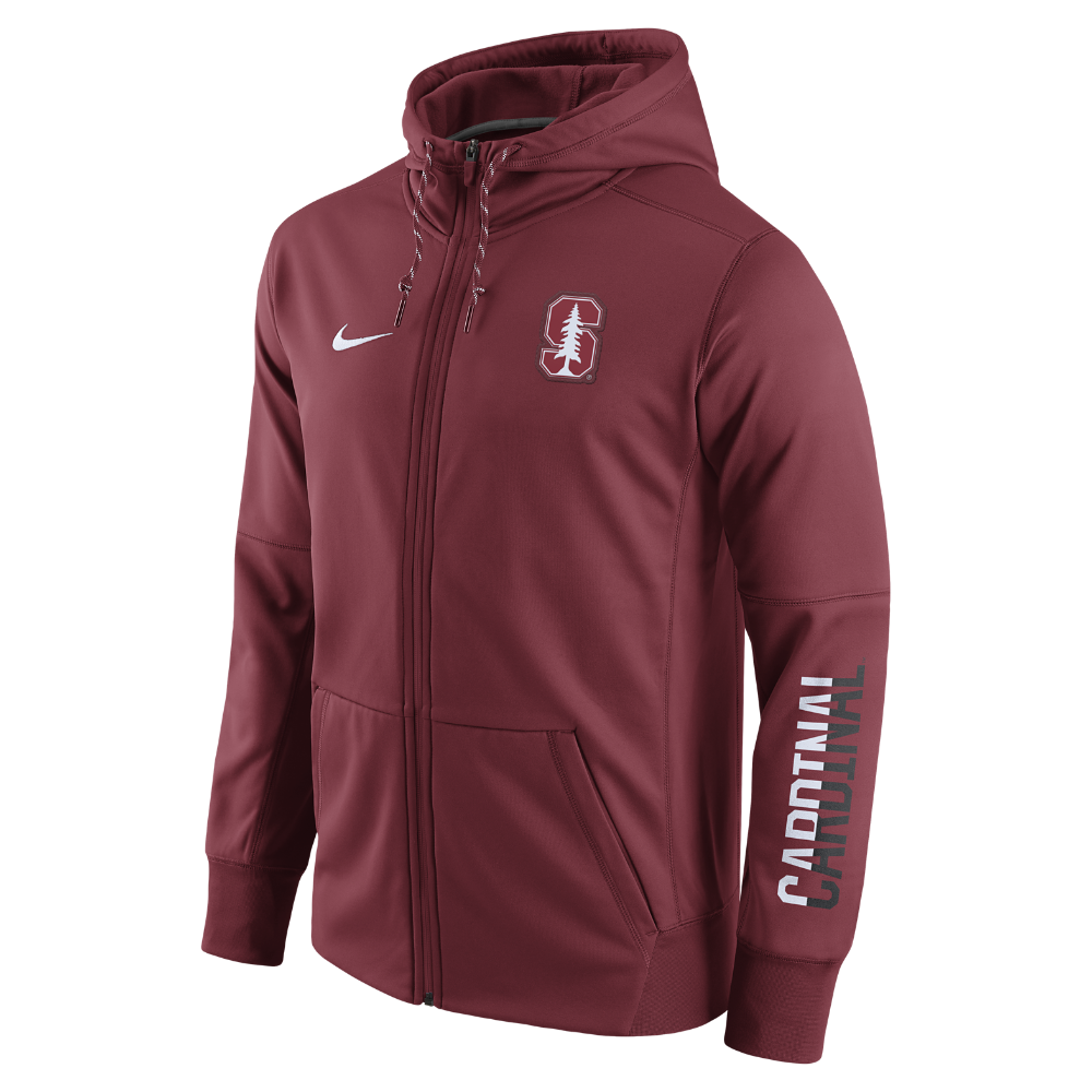 finest selection 897af bcb41 Nike College Circuit Full-Zip (Stanford) Men s Hoodie Size 3XL - Clearance  Sale