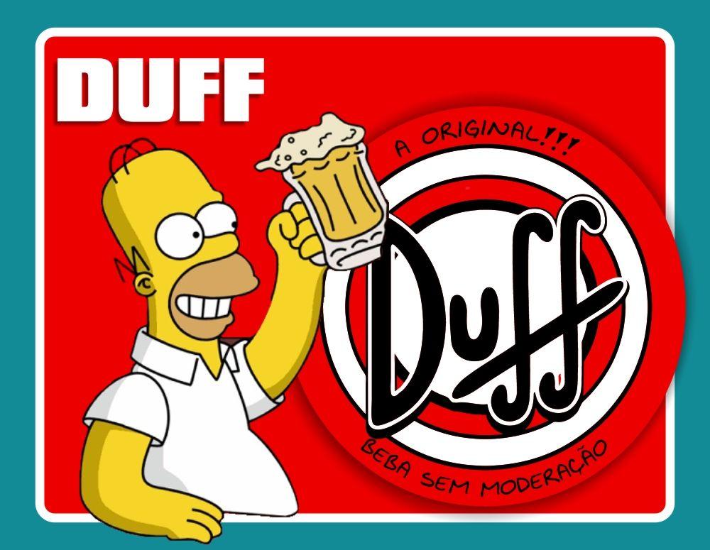 cerveja simpsons duff rotulo de cerveja   1000 775
