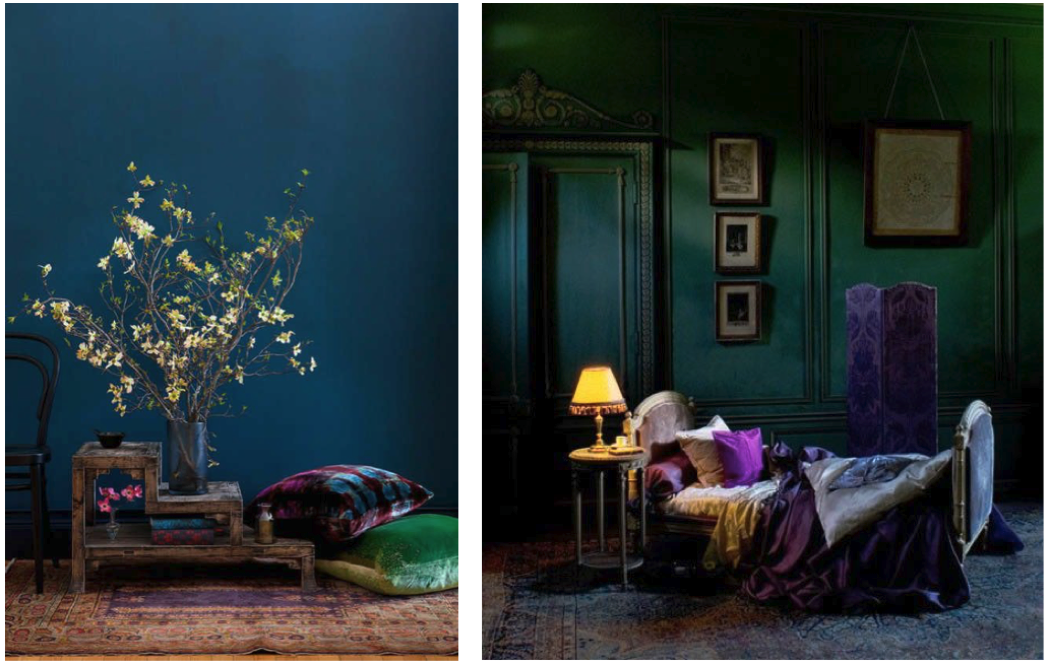 Jewel Tones On Your Walls Amykranecolor Com Jewel Tone Bedroom Jewel Toned Bedroom Decor Jewel Tone Room