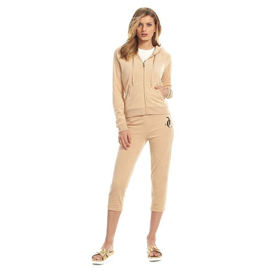 9b3976f817eb NWT Authentic Women s Juicy Couture Terry Tracksuit Hoodie