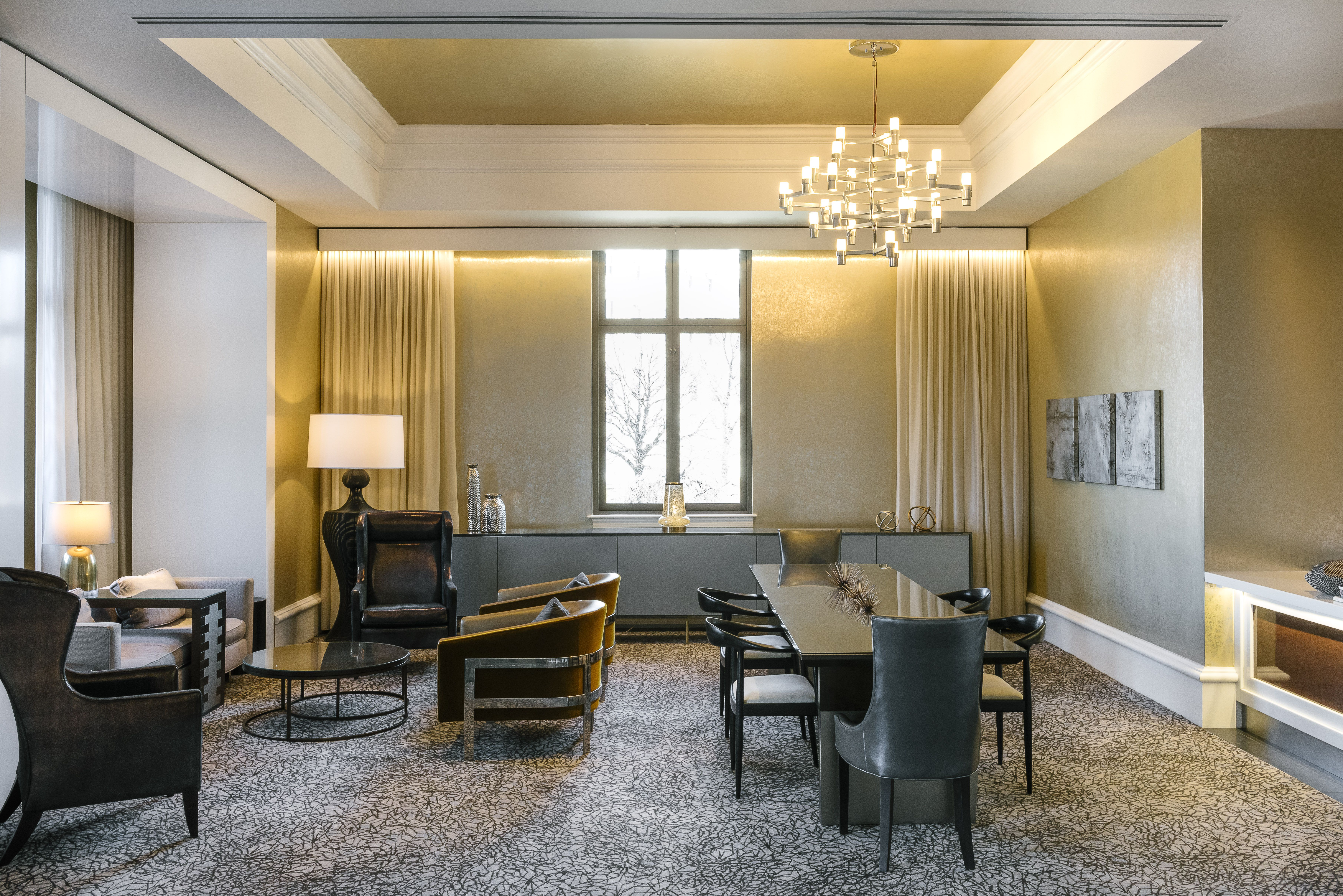 Renaissance Providence designed by New York based Boutique Interior