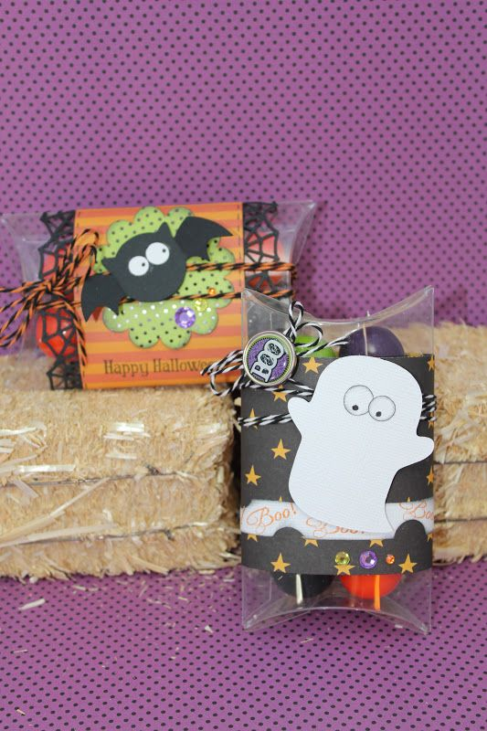 My Craft Spot: Monday Challenge #75 - Too cute to spook!